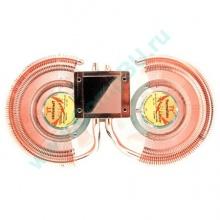 Кулер для видеокарты Thermaltake DuOrb CL-G0102 с тепловыми трубками (медный) - Астрахань