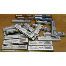 Серверная память HP 398706-051 (416471-001) 1024Mb (1Gb) DDR2 ECC FB (Астрахань)