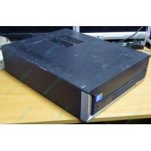 Лежачий четырехядерный компьютер Intel Core 2 Quad Q8400 (4x2.66GHz) /2Gb DDR3 /250Gb /ATX 250W Slim Desktop (Астрахань)