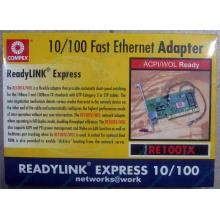 Сетевой адаптер Compex RE100TX/WOL PCI (Астрахань)