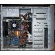 4 ядерный компьютер Intel Core 2 Quad Q6600 (4x2.4GHz) /4Gb /160Gb /ATX 450W вид сзади (Астрахань)