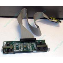 Панель передних разъемов (audio в Астрахани, USB) и светодиодов для Dell Optiplex 745/755 Tower (Астрахань)