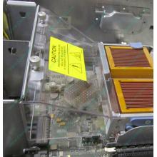 Прозрачная пластиковая крышка HP 337267-001 для подачи воздуха к CPU в ML370 G4 (Астрахань)
