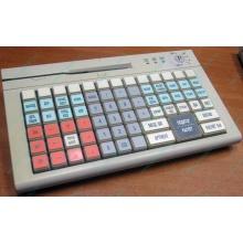 POS-клавиатура HENG YU S78A PS/2 белая (без кабеля!) - Астрахань