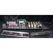 Материнская плата Asus P4PE (FireWire) с процессором Intel Pentium-4 2.4GHz s.478 и памятью 768Mb DDR1 Б/У (Астрахань)