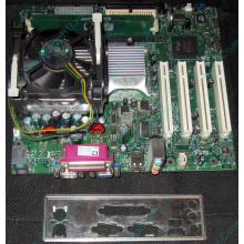 Комплект: плата Intel D845GLAD с процессором Intel Pentium-4 1.8GHz s.478 и памятью 512Mb DDR1 Б/У (Астрахань)
