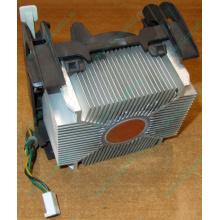 Кулер для процессоров socket 478 с медным сердечником внутри алюминиевого радиатора Б/У (Астрахань)