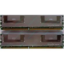 Серверная память 1024Mb (1Gb) DDR2 ECC FB Hynix PC2-5300F (Астрахань)