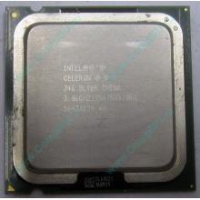 Процессор Intel Celeron D 346 (3.06GHz /256kb /533MHz) SL9BR s.775 (Астрахань)